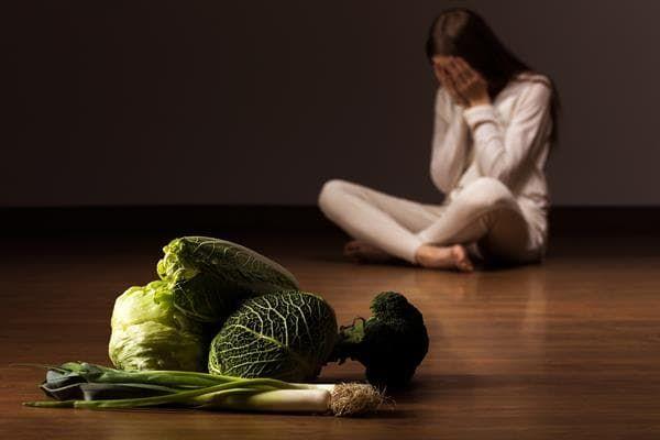 Нарушения пищевого поведения: булимия и анорексия