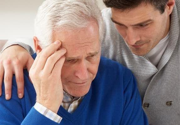 Старческие (сенильные) психозы, симптомы и лечение