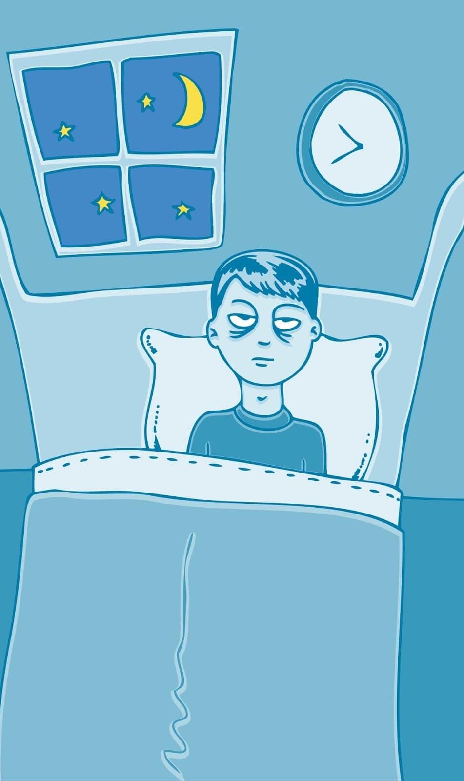 Лечение нарушения сна в Москве