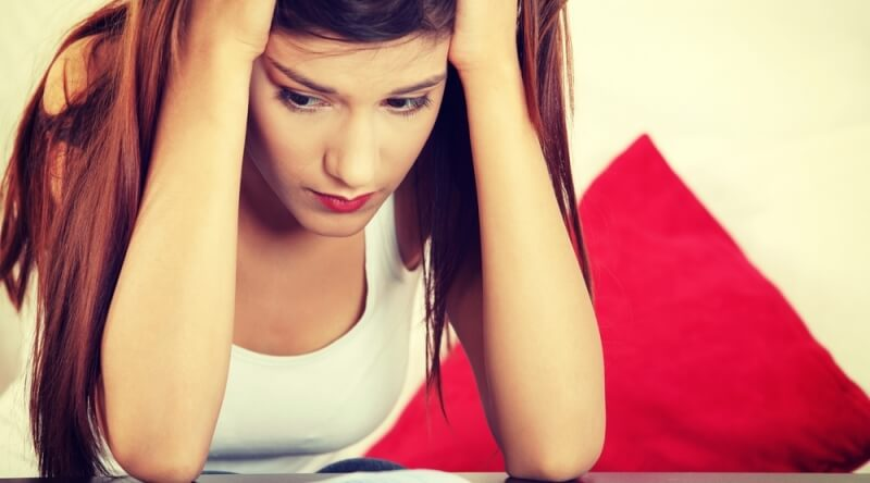 Депрессия – причины возникновения