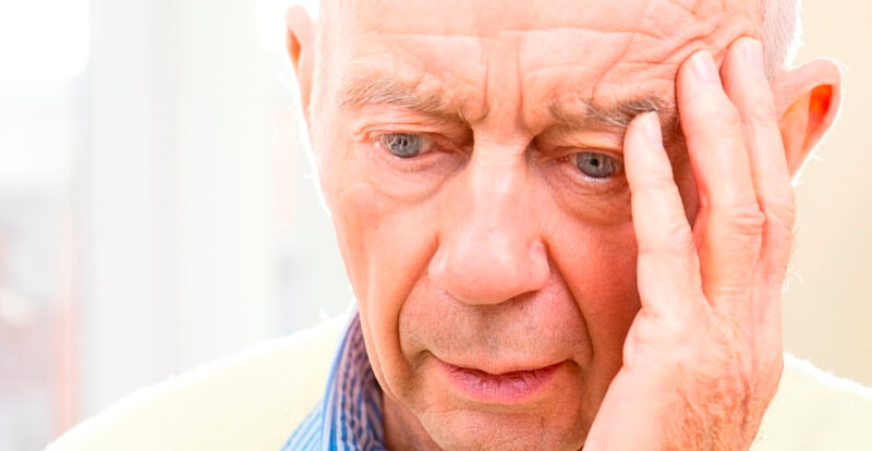 Симптомы деменции - на что следует обратить внимание?