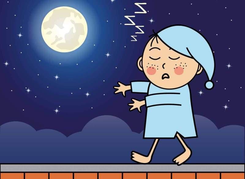 Лечение нарушения сна - Снохождение