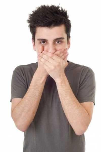 Расстройства речи