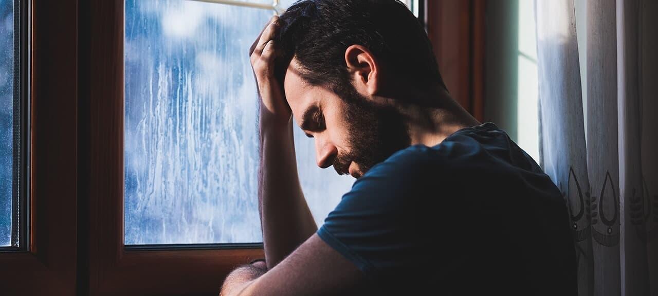 Депрессивное состояние у мужчин