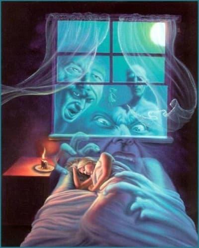 Лечение ночных кошмаров в Москве
